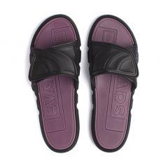 Сланцы женские Evars Evalution Velcro Violet