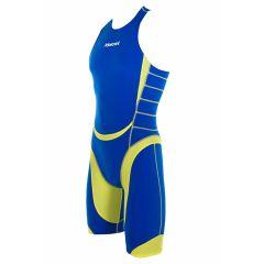 Стартовый костюм для триатлона мужской (трисьют) Mosconi Tri Shark X Pro Trisuit