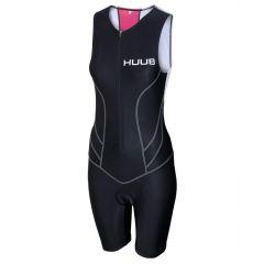 Стартовый костюм для триатлона женский (трисьют) HUUB Essentials Trisuit