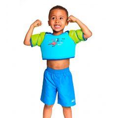Топ детский с поплавками для обучения плаванию ZOGGS Sea Saw Water Wings Kids