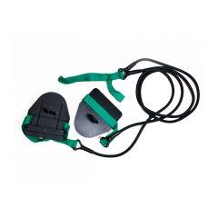 Тренажер для пловцов (эспандер) с лопатками Streda, легкая нагрузка