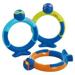 ZOGGS Набор для обучения детей плаванию Dive Rings