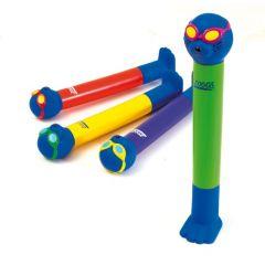 ZOGGS Набор для обучения детей плаванию Dive Sticks