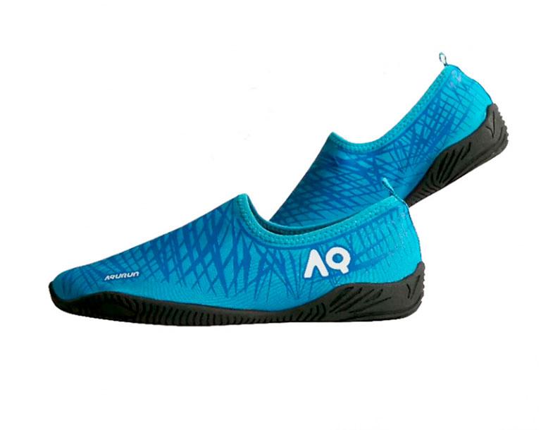Aqurun Тапочки для кораллов Edge Blue (аквашуз, аквасоки)