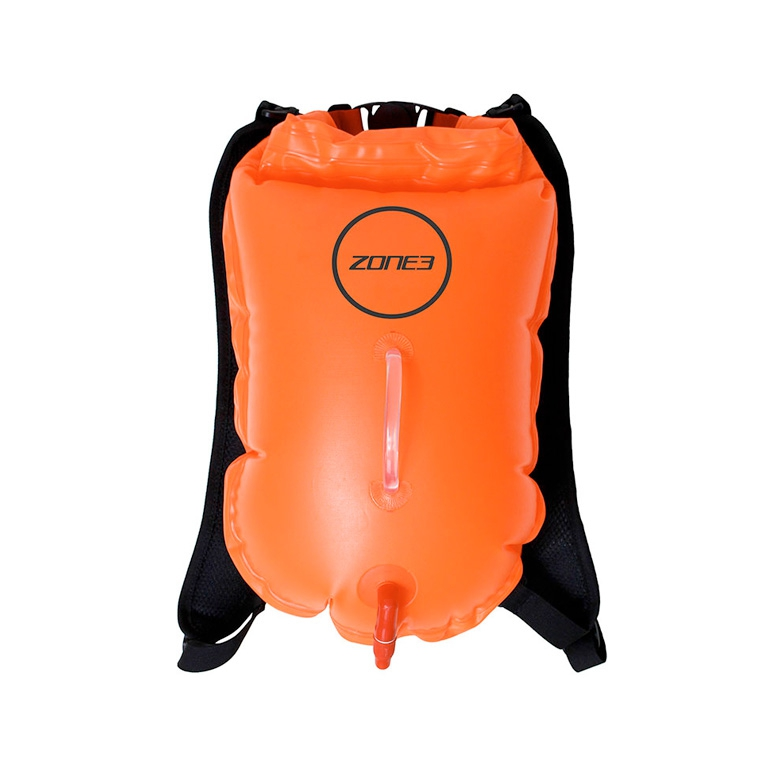 Буй-рюкзак для свимрана 2в1 ZONE3 Backpack Dry Bag Buoy (28 л)