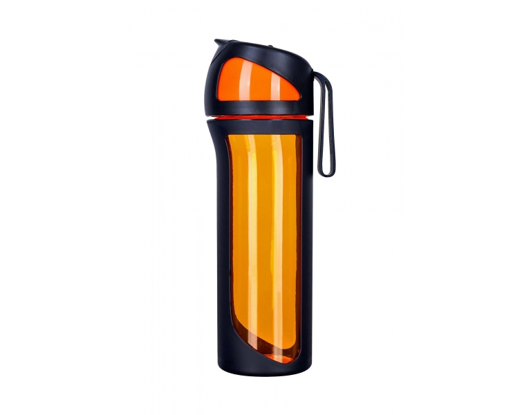 Бутылка для воды с ручкой Спортивный Элемент Цитрин, 550 мл