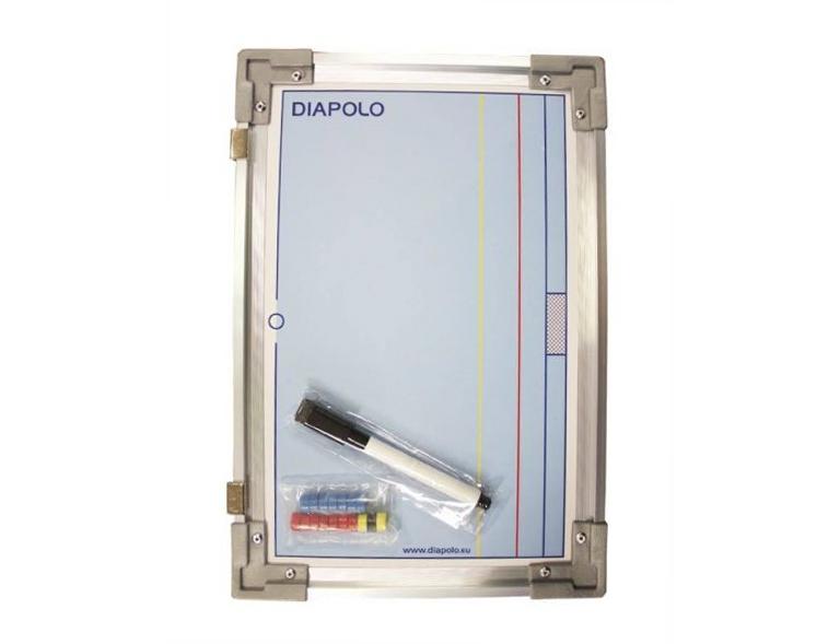 Доска тактическая для водного поло Diapolo Tactical Table