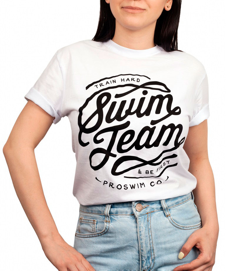 Футболка Proswim Co Swim Team