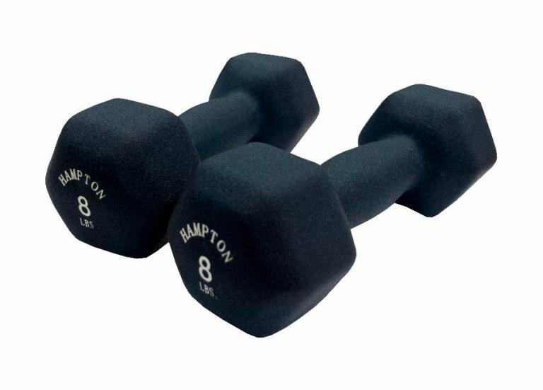 Гантели неопреновые OFT 3,7 кг (2 шт)