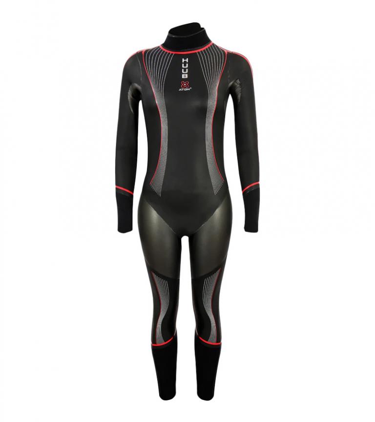 Гидрокостюм для триатлона детский HUUB Atom II Wetsuit Junior 3/3 мм