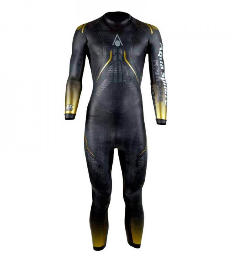 Гидрокостюм для триатлона мужской Aqua Sphere Phantom 2.0 Wetsuit, 5/4/3.5/2/1.5/1 мм