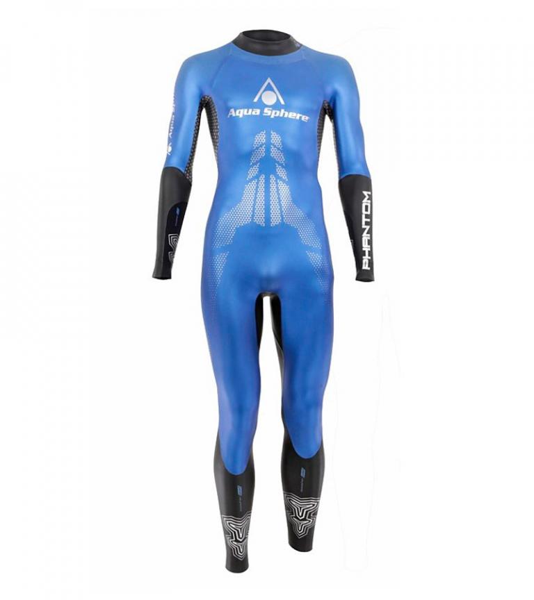 Гидрокостюм для триатлона мужской Aqua Sphere Phantom 2016 Wetsuit, 5 мм