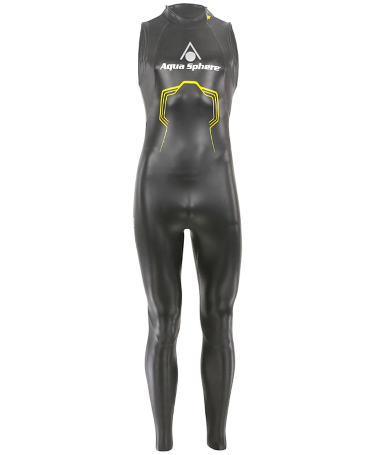Гидрокостюм для триатлона мужской Aqua Sphere Pursuit SL 2016