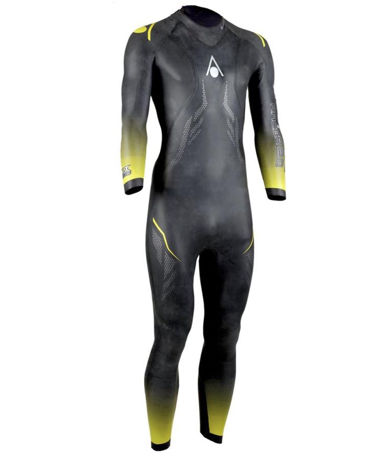 Гидрокостюм для триатлона мужской Aqua Sphere Racer 2.0 Wetsuit, 5/4/3/2/1.5/1 мм