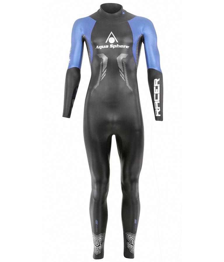 Гидрокостюм для триатлона мужской Aqua Sphere Racer 2016, 5/2 мм