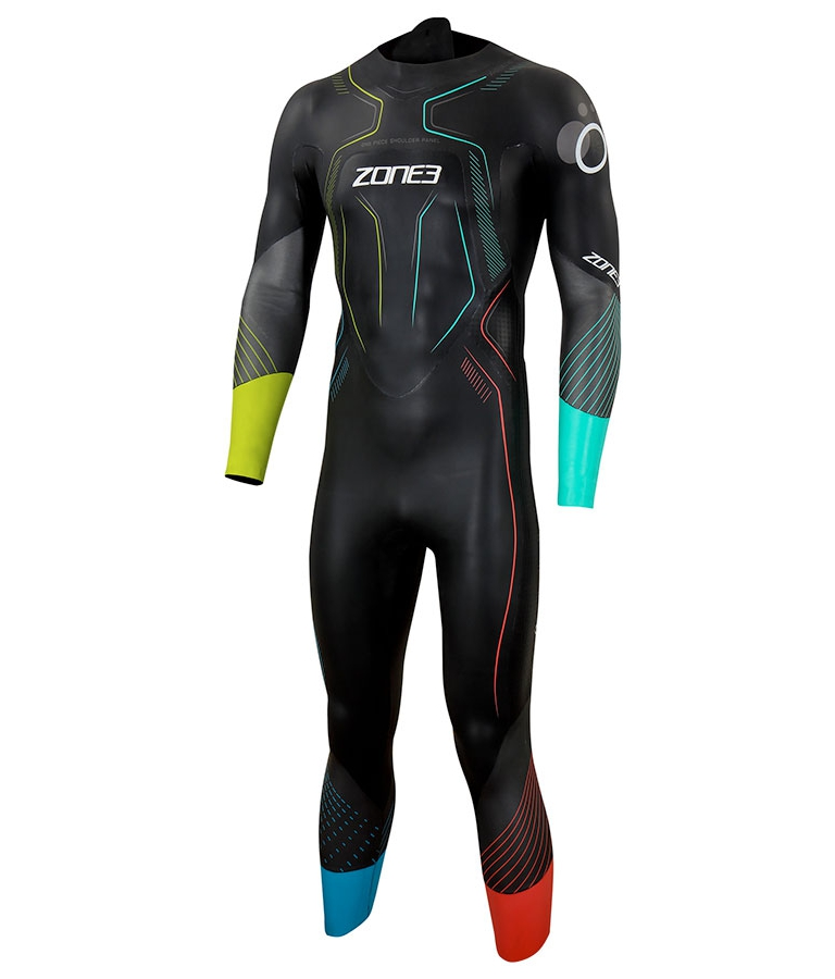 Гидрокостюм для триатлона мужской ZONE3 Aspire Limited Edition Wetsuit 1,5/4/5 мм