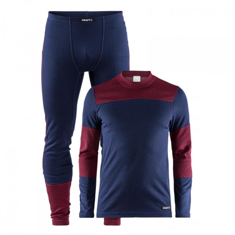 Комплект термобелья мужской Craft Baselayer (рубашка+брюки)