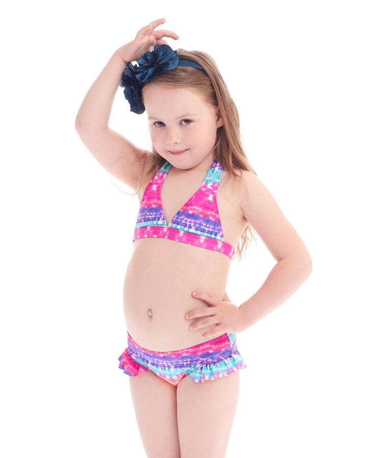 Купальник раздельный детский EMDI Pink
