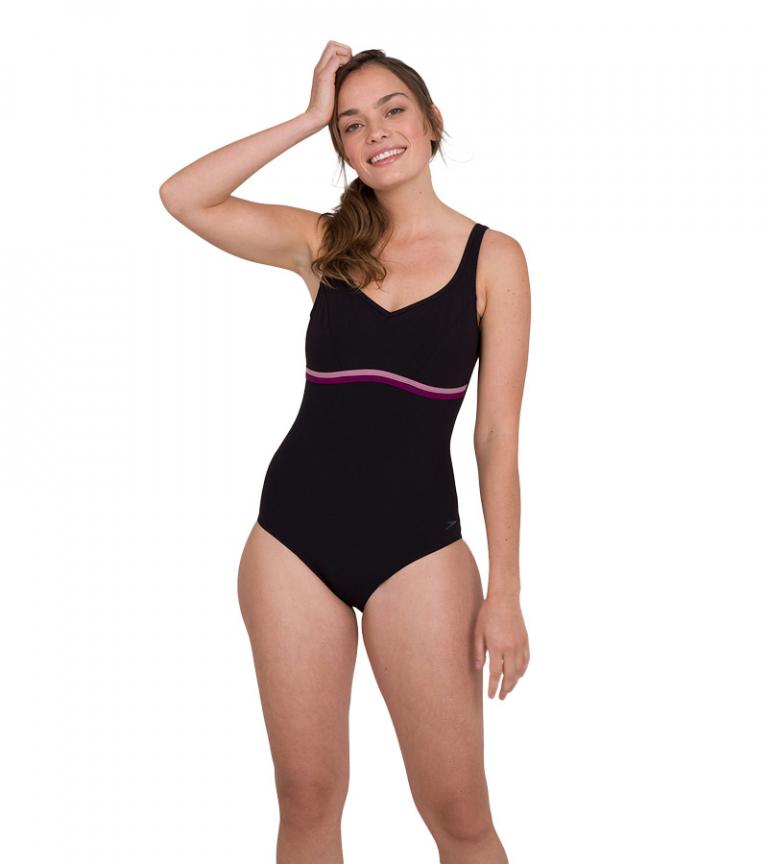 Купальник слитный Speedo ContourLuxe Swimsuit Black