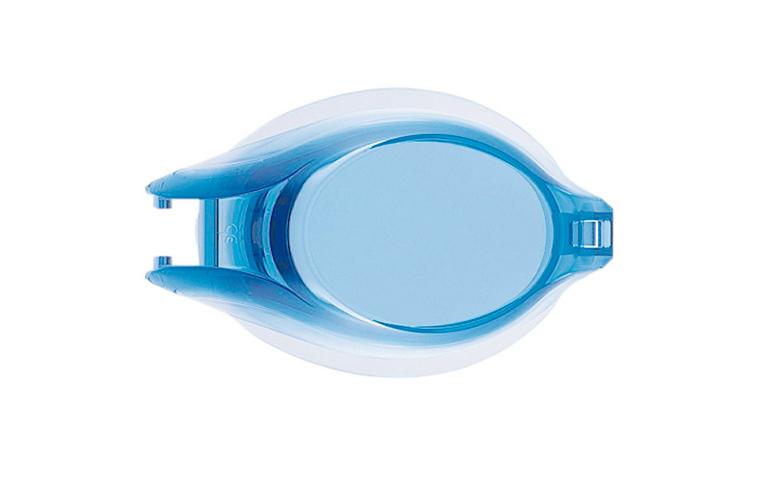 Линза (1 шт) для очков для плавания с плюсовыми диоптриями View V-500A