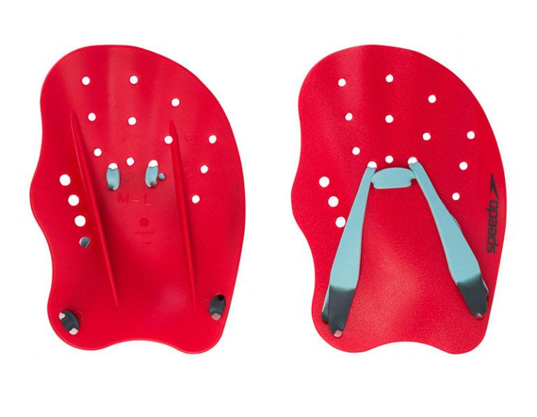 Лопатки для плавания Speedo Tech Paddle Red - D699