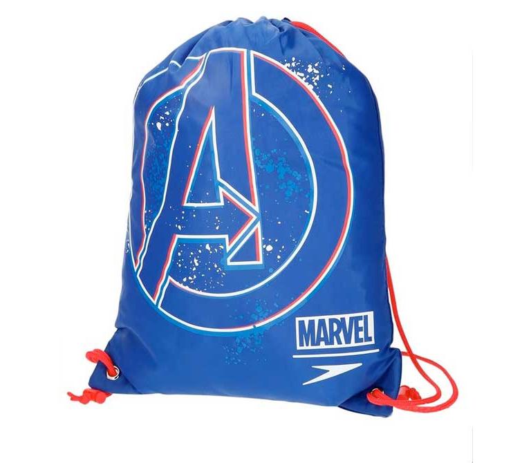 Мешок для аксессуаров Speedo Marvel Avengers Wet Kit Bag