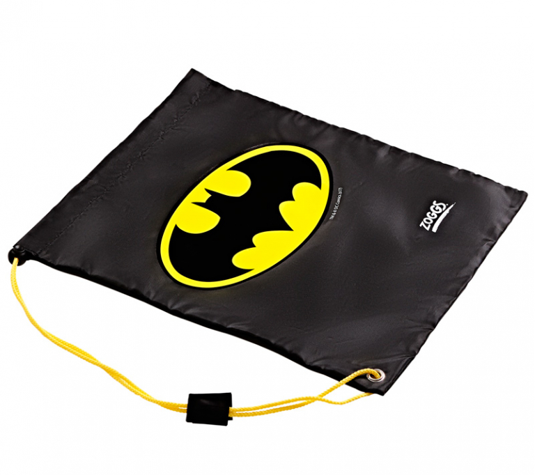 Мешок для аксессуаров ZOGGS Batman Junior Ruck Sack