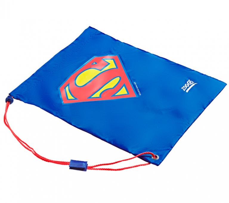 Мешок для аксессуаров ZOGGS Superman Junior Ruck Sack