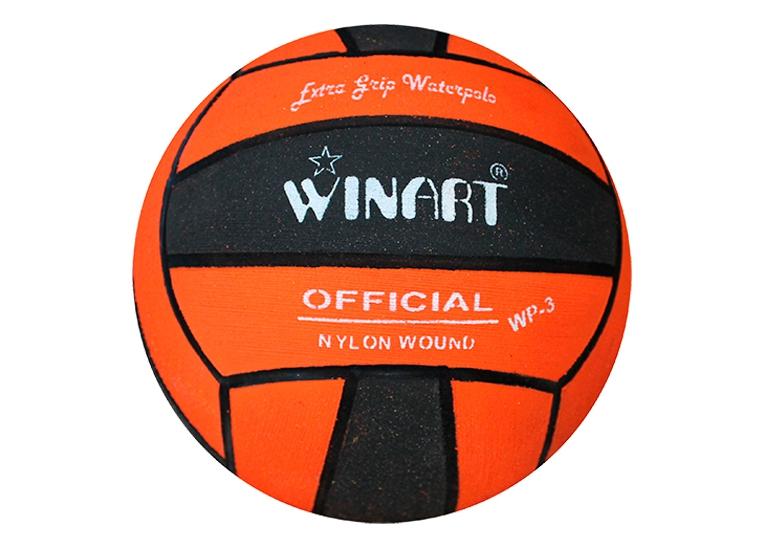 Мяч для водного поло Winart Official Black (размер 3)