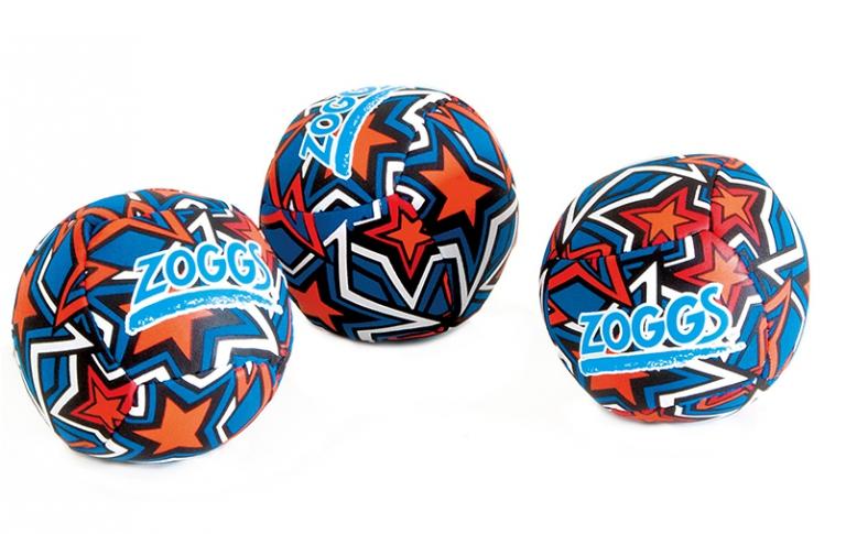 Мячики для игр на воде ZOGGS Splash Balls (3 шт)