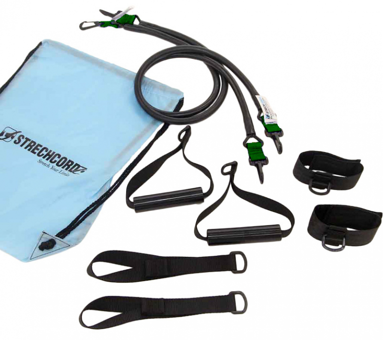 Зеленый – нагрузка 3.6-10.8 кг