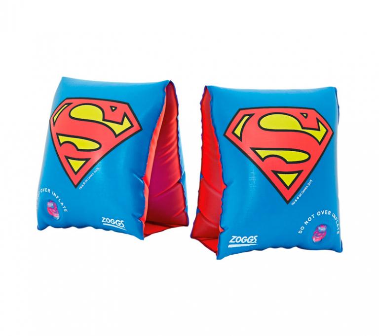 Нарукавники детские ZOGGS Superman Swim Bands (2-6 лет)