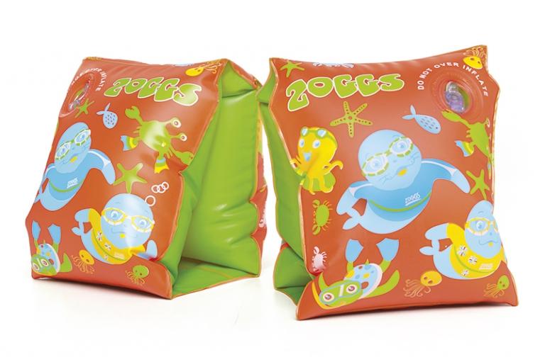 Нарукавники надувные детские ZOGGS Zoggy Armbands (1-6 лет)