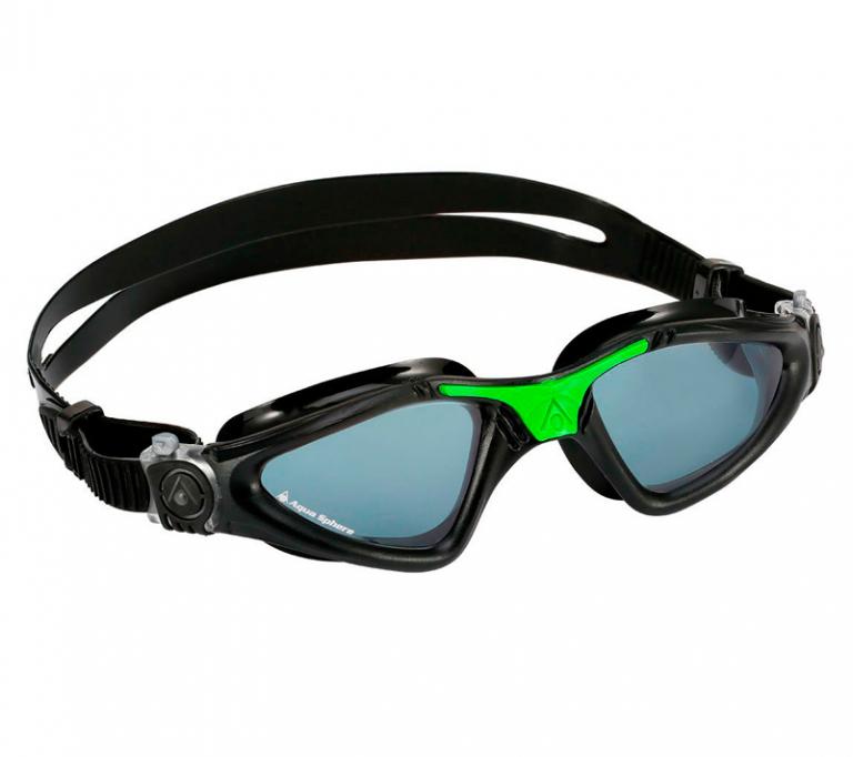 черно-зеленый/черный