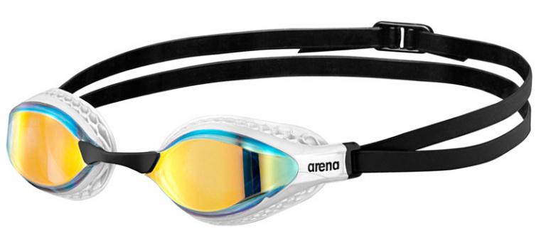 Очки для плавания Arena Air Speed Mirror White - 202