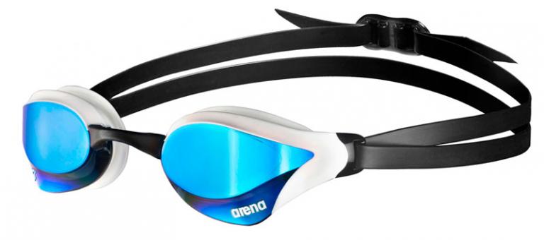 Очки для плавания Arena Cobra Core Swipe Mirror White - 710