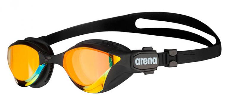 Очки для плавания Arena Cobra Tri Swipe Mirror Black - 355