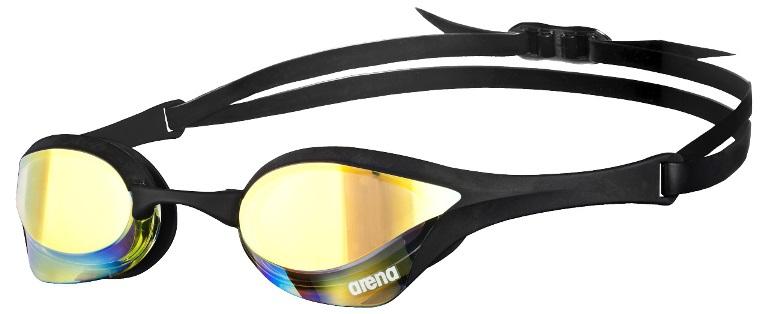 Очки для плавания Arena Cobra Ultra Mirror Gold