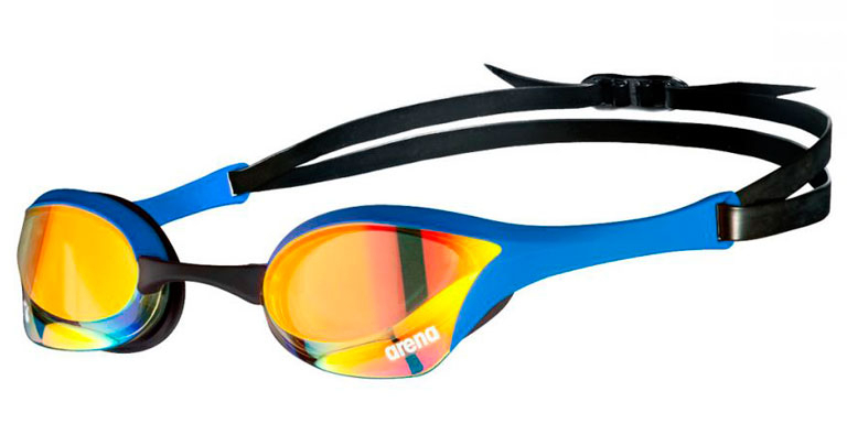 Очки для плавания Arena Cobra Ultra Swipe Mirror Blue-370