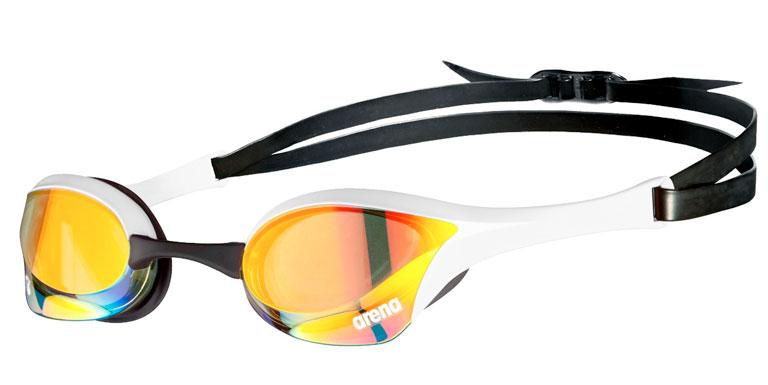 Очки для плавания Arena Cobra Ultra Swipe Mirror White