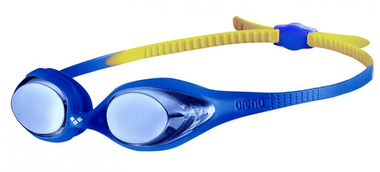 Очки для плавания детские Arena Spider Junior Mirror (6-12 лет)