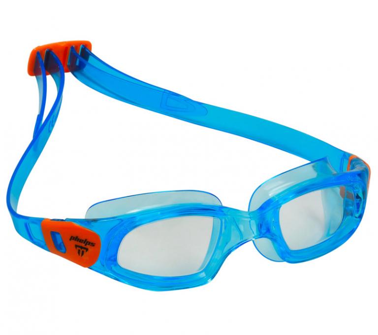 Очки для плавания детские Michael Phelps Tiburon Kid