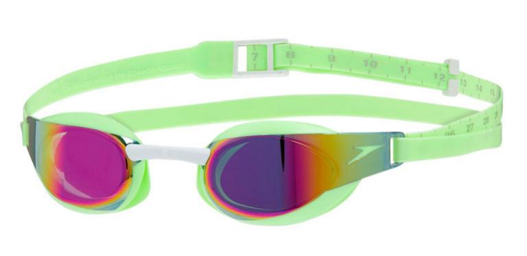 Очки для плавания детские Speedo Fastskin 3 Elite Mirror Junior AW19 (6-14 лет)