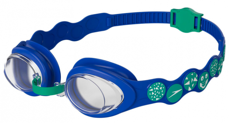 Очки для плавания детские Speedo Infant Spot Blue - D660 (2-6 лет)