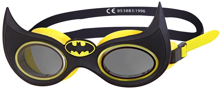 Очки для плавания детские ZOGGS Batman Character (6-14 лет)
