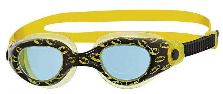 Очки для плавания детские ZOGGS Batman Logo (0-6 лет)