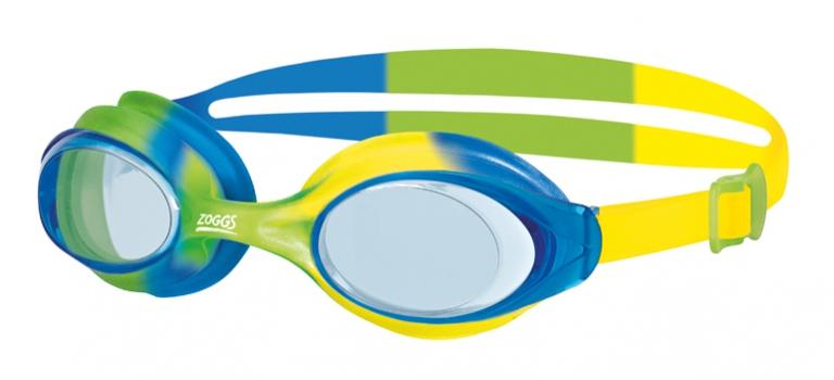 Очки для плавания детские ZOGGS Bondi Junior (6-14 лет)