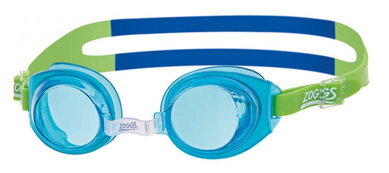 Очки для плавания детские ZOGGS Ripper Little Kids (0-6 лет)