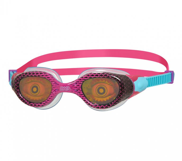 Очки для плавания детские ZOGGS Sea Demon Junior (6-14 лет) SS19