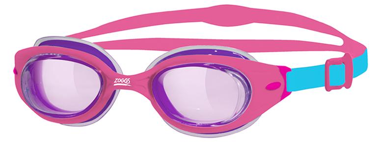 Очки для плавания детские ZOGGS Sonic Air Little (0-6 лет)